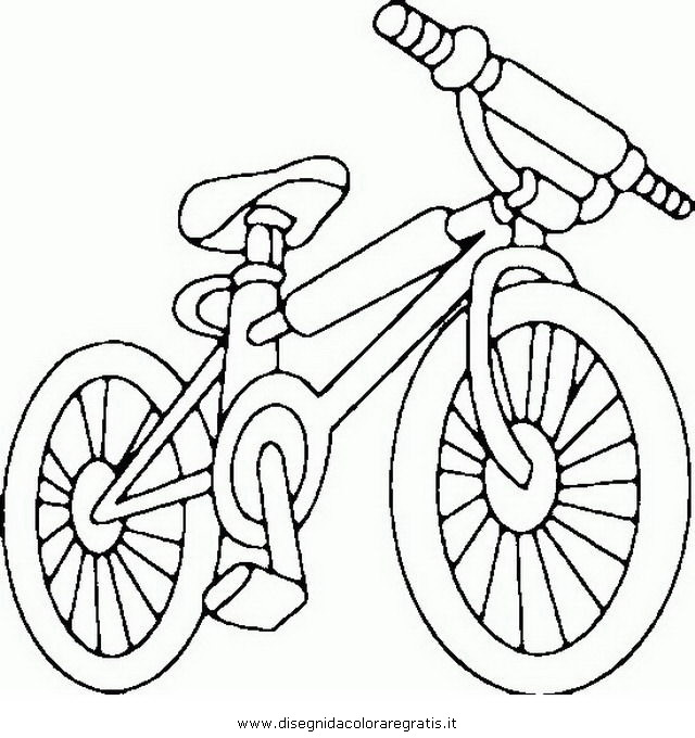Disegno Bmx19 Categoria Sport Da Colorare