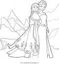 Frozen disegni da colorare - Christian cartoni animati immagini ...