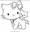 Hello Kitty Disegni Da Colorare E Da Stampare