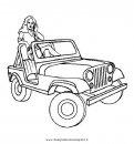 Automobili di serie disegni da colorare for Jeep da colorare