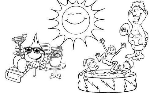 Disegni da colorare gratis per bambini for Disegni da stampare colorare e ritagliare