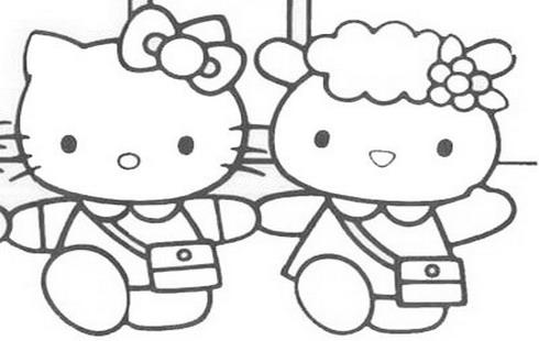 disegni da colorare bimbi gratis
