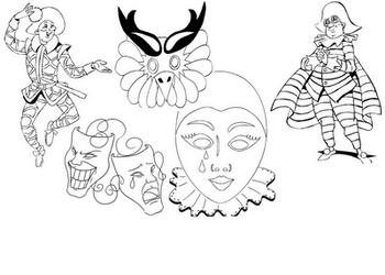 Disegni da colorare e da stampare per bambini for Disegni da colorare e ritagliare per bambini
