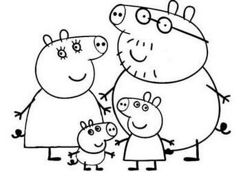 Disegni da colorare e da stampare per bambini - Fogli da colorare per la marmotta diurna ...