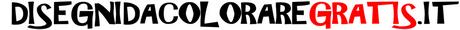 il logo del sito disegnidacoloraregratis